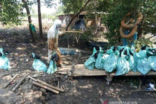 Pertamina realisasikan kompensasi bagi nelayan Bekasi