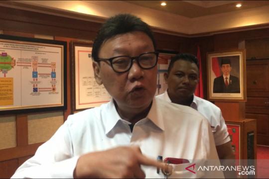 Mendagri: Penambahan pimpinan MPR cerminkan lembaga permusyawaratan