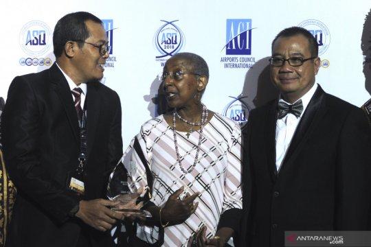 Bandara SAMS Sepinggan Raih empat Penghargaan ASQ Awards 2018