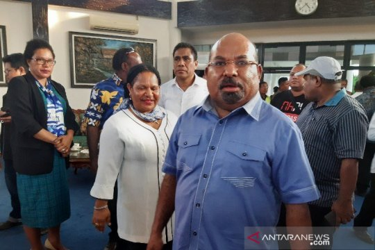 Gubernur Lukas apresiasi Kapolri dan Panglima TNI berkantor di Papua