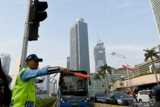 TransJakarta alihkan rute perjalanan antisipasi demonstrasi