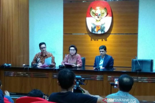 Kronologi OTT KPK kasus suap Bupati Muara Enim