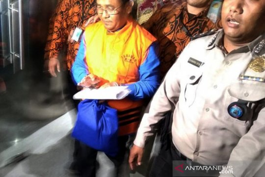 KPK tetapkan Bupati Bengkayang sebagai tersangka
