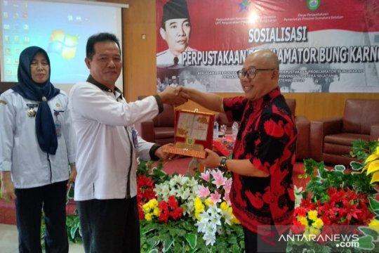Perpustakaan proklamator Bung Karno hadir di Palembang