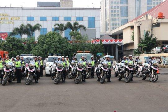 3.096 pemotor lawan arus ditindak di hari keenam Ops Patuh Jaya 2019