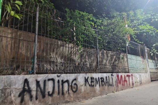 Anjing-anjing Bima Aryo dititipkan Unit Satwa K9 Polda Metro Jaya