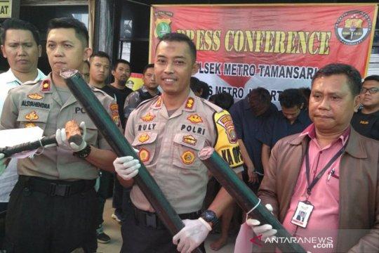 Polisi: Pencurian kabel primer telekomunikasi merupakan modus baru