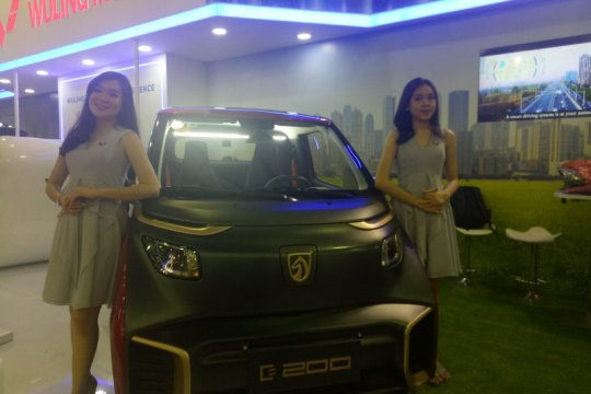 Banten gelar Automotive Expo rayakan HUT ke-19