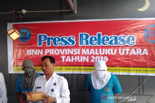 Tiga kurir narkoba jaringan Makassar ditangkap