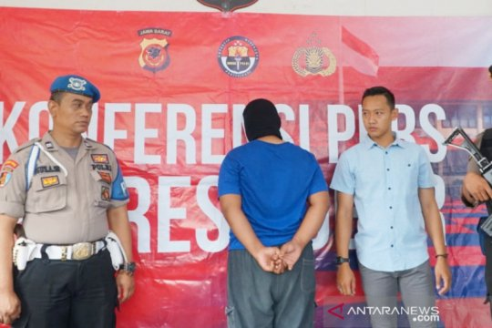 Polisi sebut ABG tersangka pencabulan di Bogor kelainan seksual