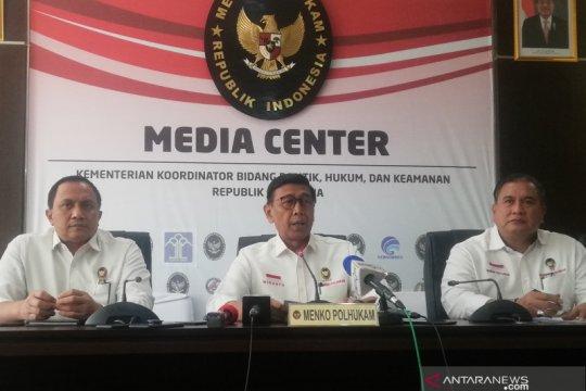 Wiranto: Warga asing tidak dilarang ke Papua, tetapi dibatasi