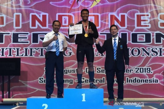 Kaltim borong 18 medali emas di IIWC 2019
