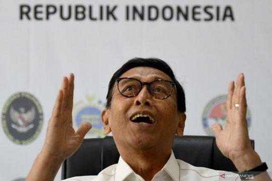 Baku tembak di Puncak Papua, Wiranto tunggu laporan resmi