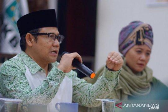 Cak Imin: Saya tidak tahu Prabowo mau masuk koalisi