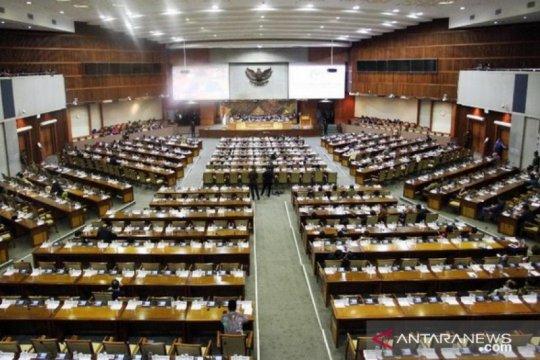 DPR akan selenggarakan rapat paripurna bahas usulan dua RUU