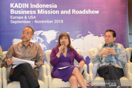 Kadin Indonesia lakukan misi bisnis ke 14 negara Eropa-AS