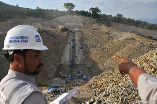 Pembangunan Bendungan Ladongi di Kolaka Timur
