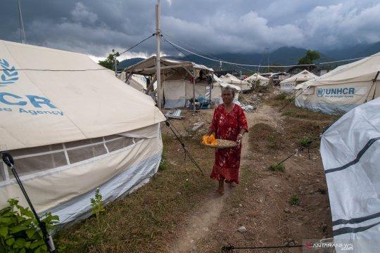 Jelang setahun bencana di Sulawesi Tengah