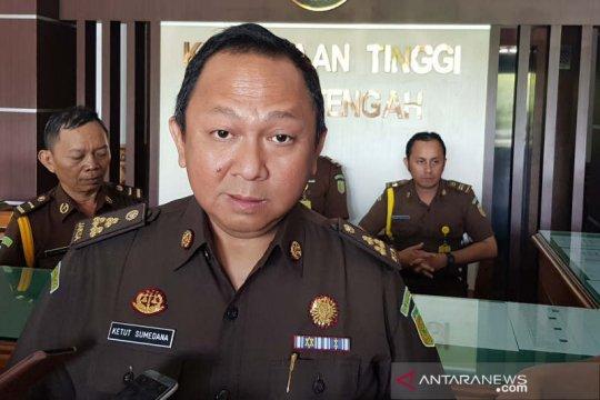 Kejaksaan panggil anggota Banggar DPRD Jateng terkait korupsi banprov