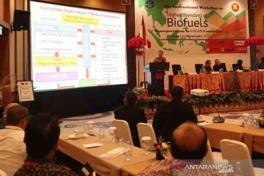 ASEAN mengkaji solusi penyediaan biofuel energi/tranportasi di Bali