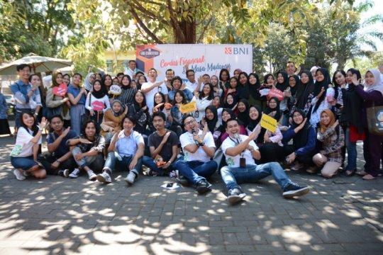 "BNI Malang ""Nongki"" bareng milenial di Universitas Brawijaya"
