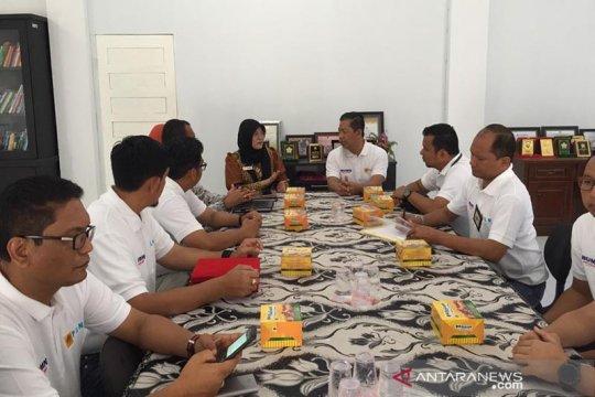 PLN Aceh sambangi Ombudsman peringati Hari Pelanggan Nasional