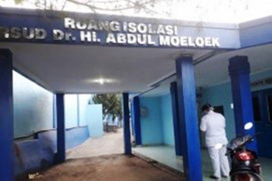 Satu jamaah haji asal Lampung dirawat karena terinfeksi virus flu babi