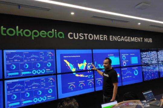 """Tokopedia resmikan layanan aduan tatap muka """"offline"""" di Jakarta"""