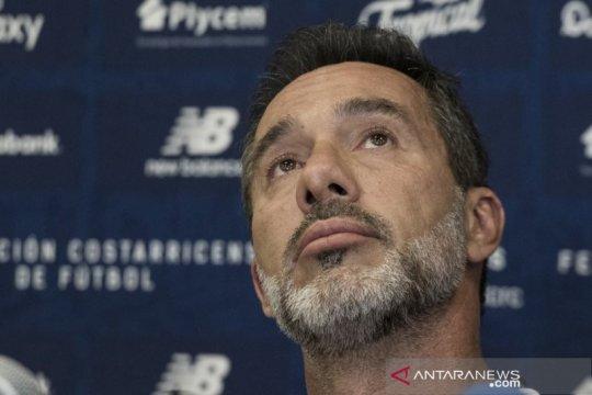 Pelatih Kosta Rika mundur lantaran minim tantangan