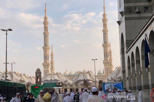 Operasional petugas haji daerah kerja Mekkah segera berakhir