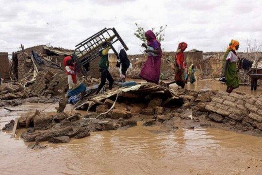 Renggut 62 jiwa, ACT galang kepedulian untuk korban banjir Sudan