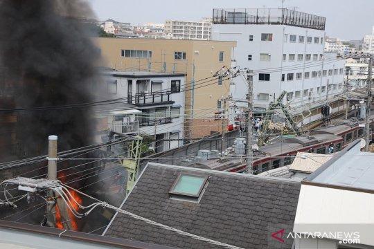 Kecelakaan kereta di Tokyo