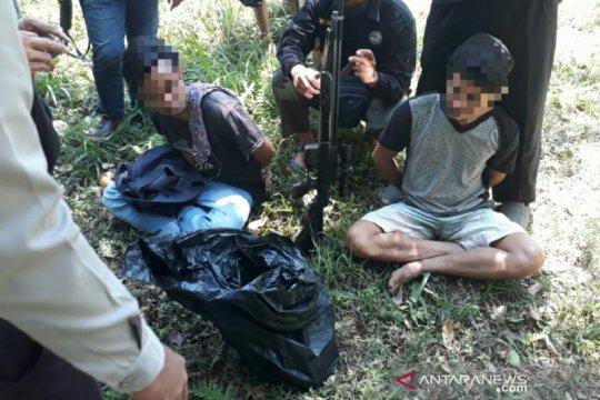 Polisi tangani kasus perburuan lutung di Gunung Rinjani