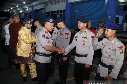 Polda Sumsel kembali kirim Brimob ke Papua