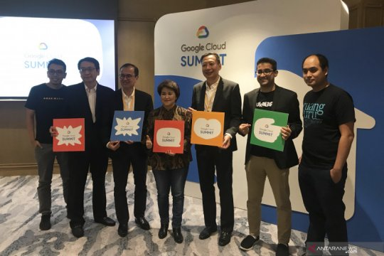"Langkah Google dorong adopsi ""cloud"" di Indonesia"