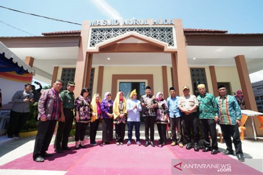 Masjid Nurul Huda Kota Palu pascagempa, tempat pendidikan umat
