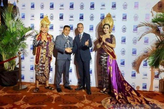 Bandara Depati Amir raih empat penghargaan