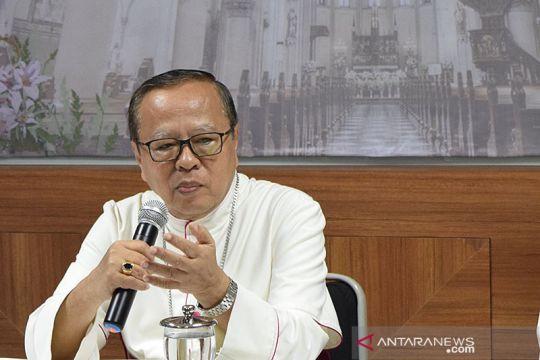 Keuskupan Agung Jakarta galang bantuan kemanusiaan tangani COVID-19