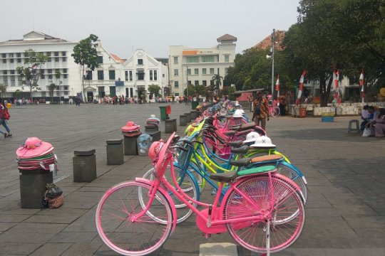 Kota Tua Jakarta jadi objek wisata edukatif