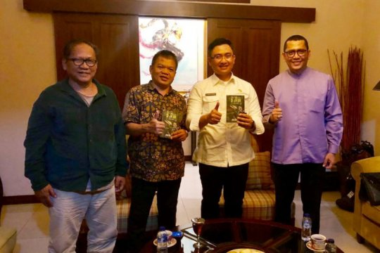 """Pemprov Banten dukung rencana pembuatan film """"Si Ja'un dari Baduy"""""""