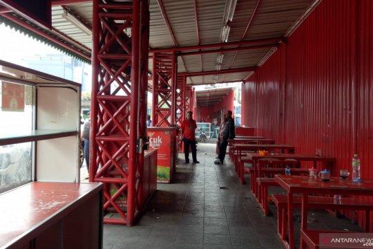 Nasi Kapau Kramat akan tutup tiga hari untuk relokasi