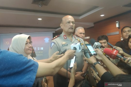 Korlantas Polri segera analisis keamanan Tol Cipularang
