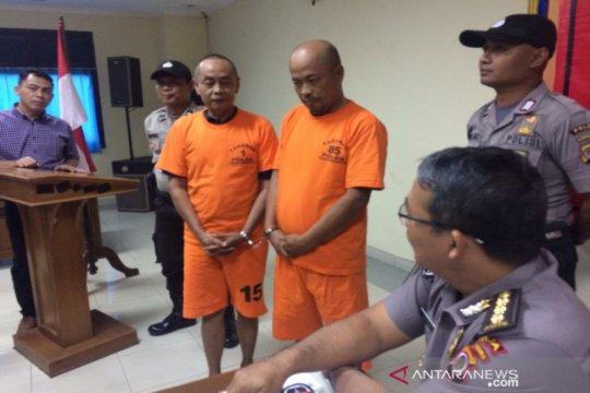 """Polda DIY tangkap dua penipu transaksi online """"bodong"""""""