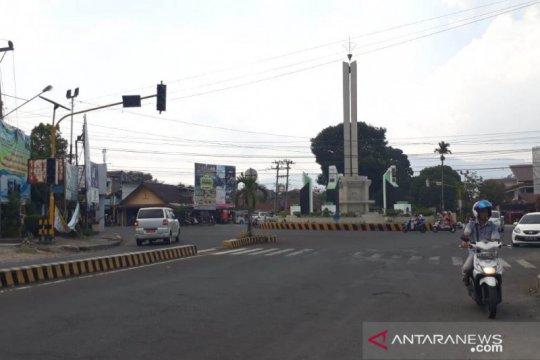 Kawanan pencuri ambil baterai lampu merah di Curup Bengkulu