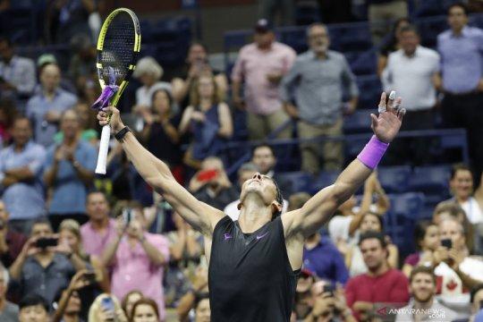 Tenis AS Terbuka: Nadal melangkah ke semi final