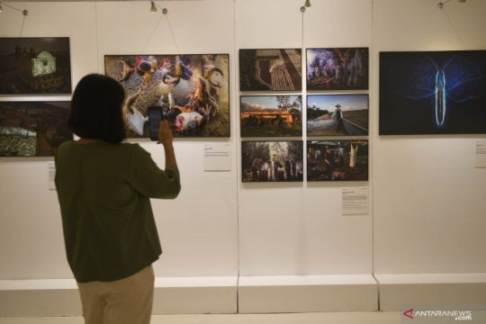 Hari ini, World Press Photo 2019 hingga festival sketsa Indonesia