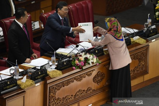 Presiden Jokowi belum tahu isi rancangan revisi UU KPK