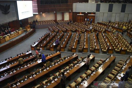 Paripurna DPR sahkan revisi UU MD3 jadi UU