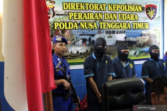 Polisi tangkap pria asal Sulawesi Selatan simpan bahan peledak