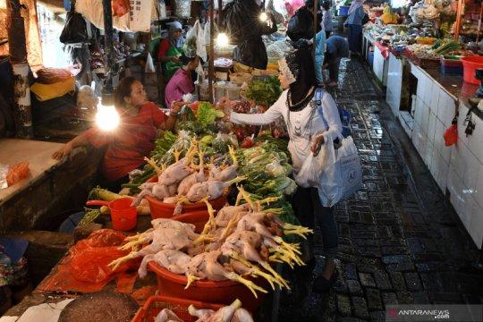 Pasar Jaya berlakukan ganjil-genap kios mulai 15 Juni 2020